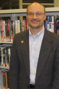 Eric Taggart, Rodman Library Director