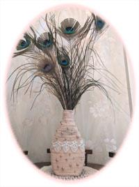 Yarn Vase
