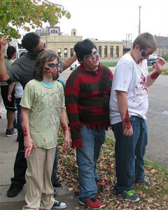 zombies in Alliance